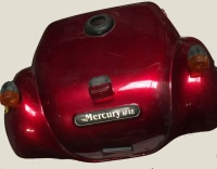 Used Rear Faring For A Drive Mercury M48 Mobility Scooter V210