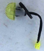 Used Yellow Indicator Blinker Lens Shoprider Mobility Scooter T1040